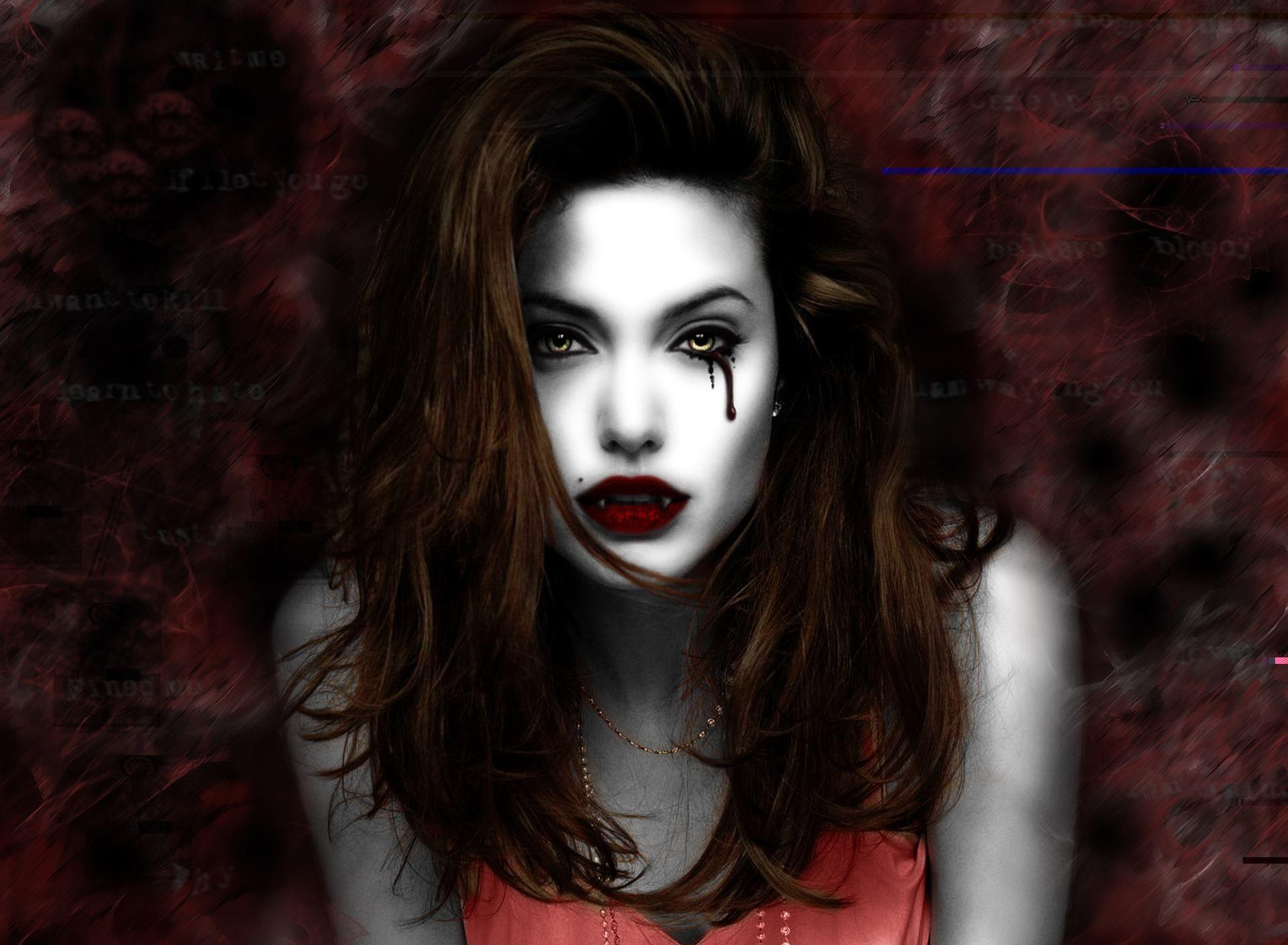 Картинки красивые вампиры, подарок новый