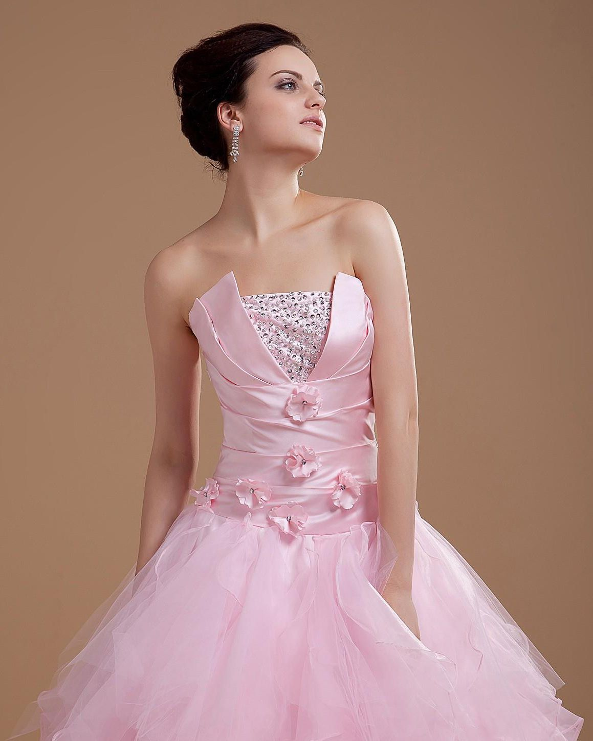 Organza Beading Strapless Floor Length Ball Gown Quinceanera Wedding Dress,Style No.0bg02436,US$384.98   Read More:    http://www.weddingscasual.com/index.php?r=organza-beading-strapless-floor-length-ball-gown-quinceanera-wedding-dress.html