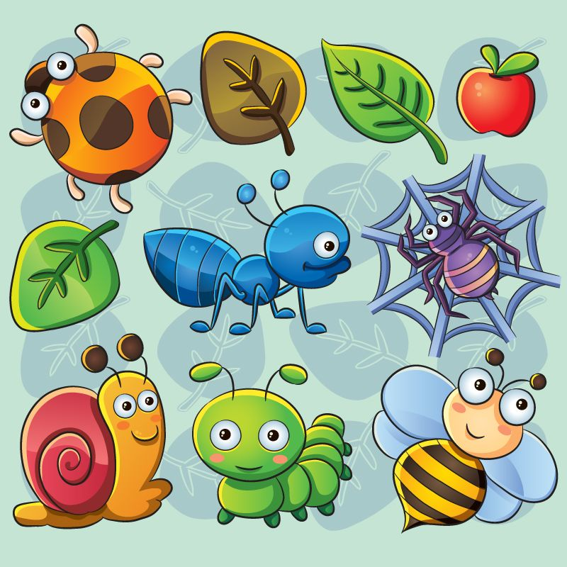 6 Bug Apps That Will Get Your Kids Buzzing With Images Insect