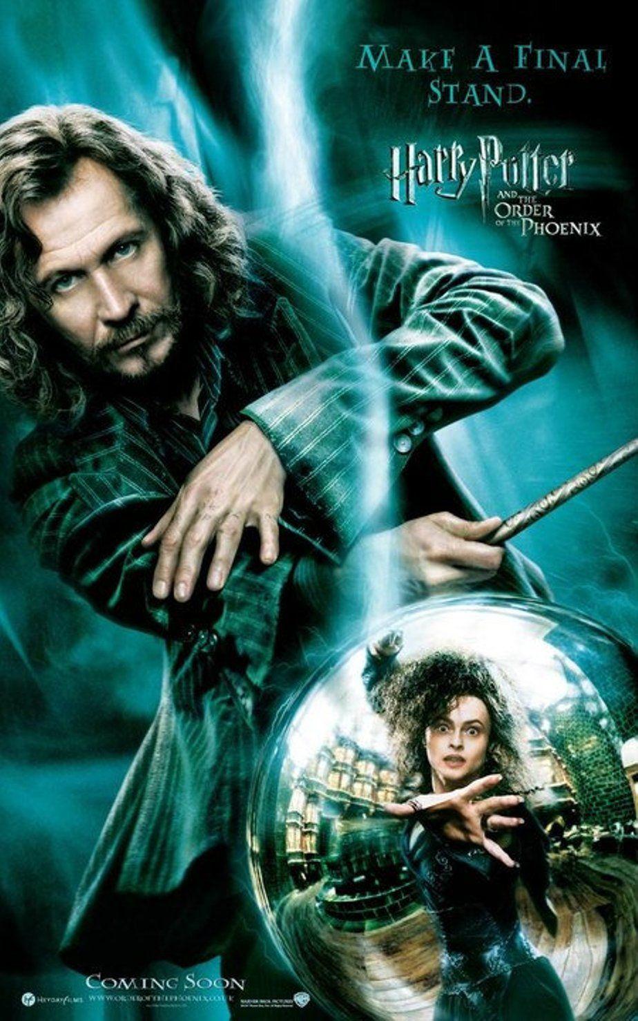 Постеры фильма: Гарри Поттер и Орден Феникса | Постер фильма