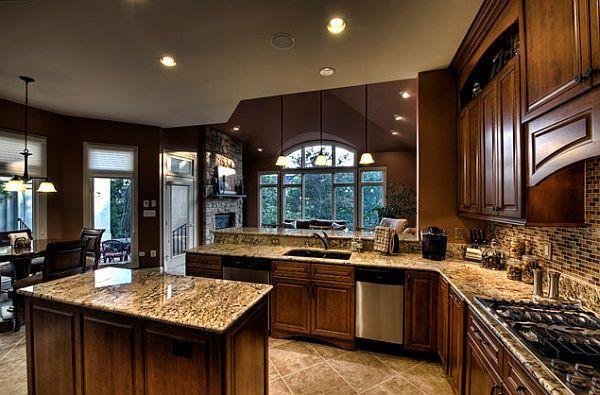 kitchen colors - Home Kitchens Designs