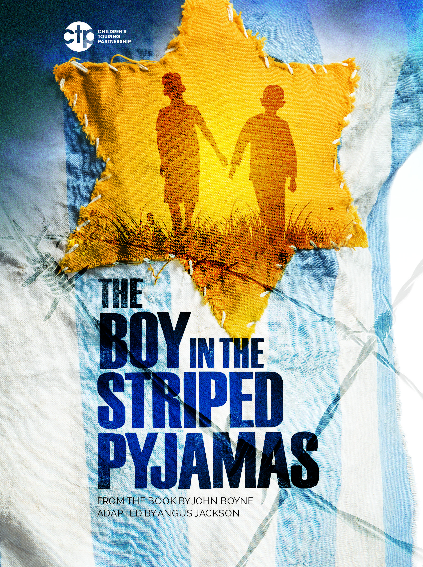 Based on the bestselling novel the boy in the striped