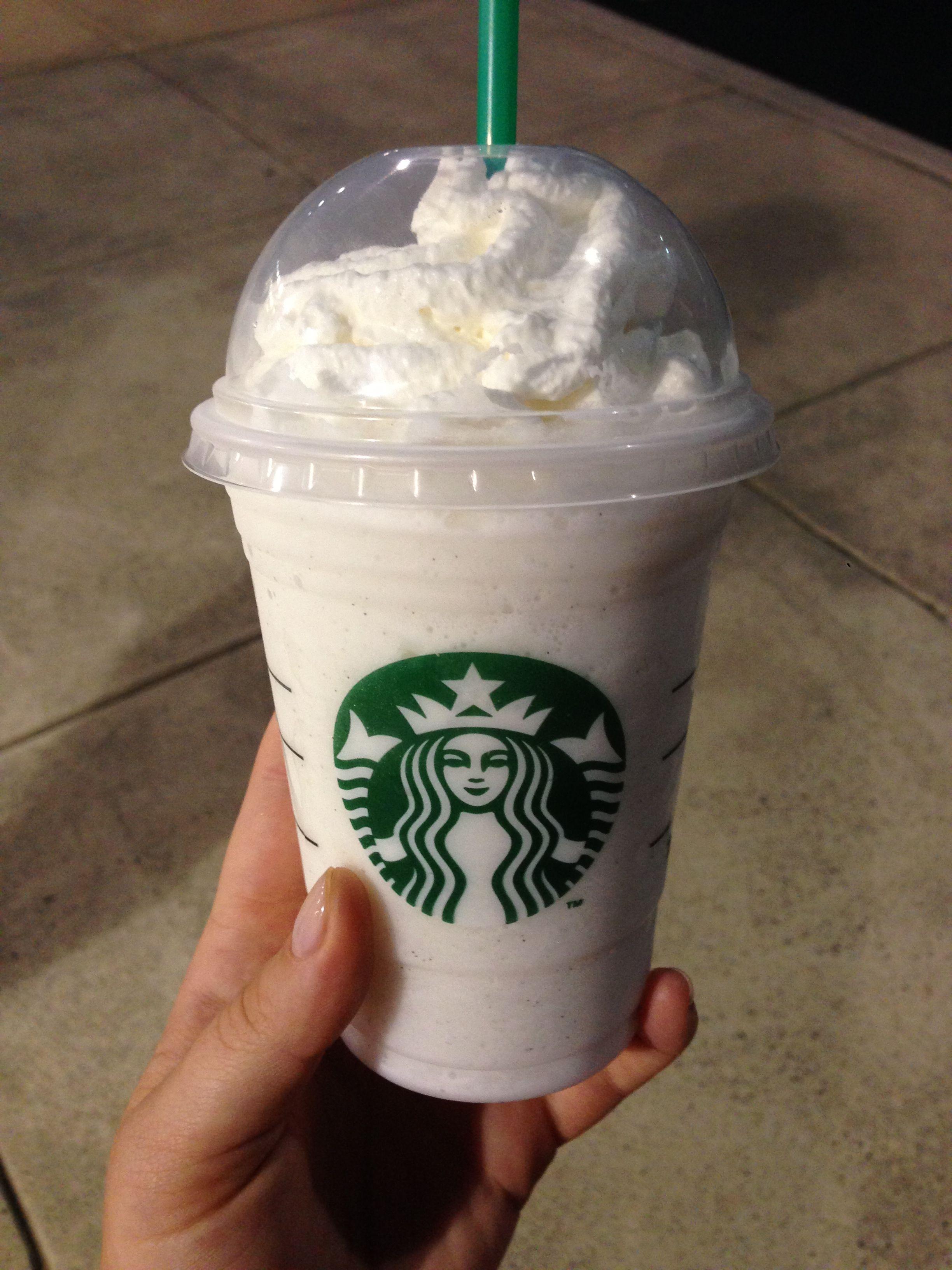 Starbucks Vanilla Bean Frappuccino My Favorite Umm Yes