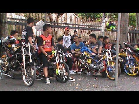 Drag Bike Jember Setting Motor Dan Latihan Resmi 7 Sepeda
