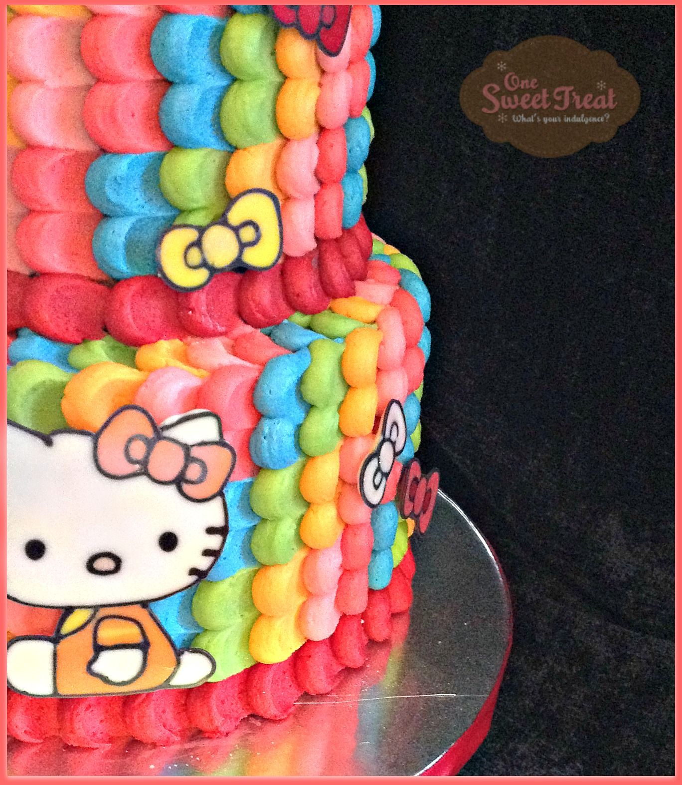 Hello Kitty Cake by OneSweetTreat More at OneSweetTreatcom Cake