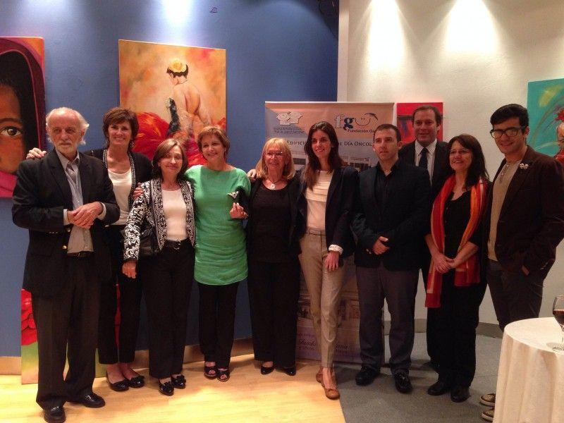 Muestra de Arte solidaria de Fundación Garrahan http://www.encuentos.com/asociaciones-y-fundaciones/fundacion-garrahan/muestra-de-arte-solidaria-de-fundacion-garrahan/