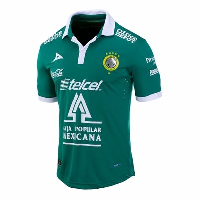 8b4d51040a0 Pirma Leon 2014 Copa Libertadores SS Home Jersey (Small and Medium only)