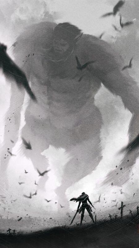Titan Bestial wallpaper