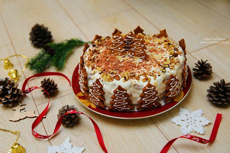 того, чтобы торт к новому году рецепт с фото рурка