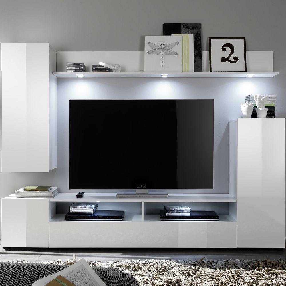 Wohnwand Kombination Dos In Verschiedenen Varianten   Trend Team   Möbel  Günstig Kaufen