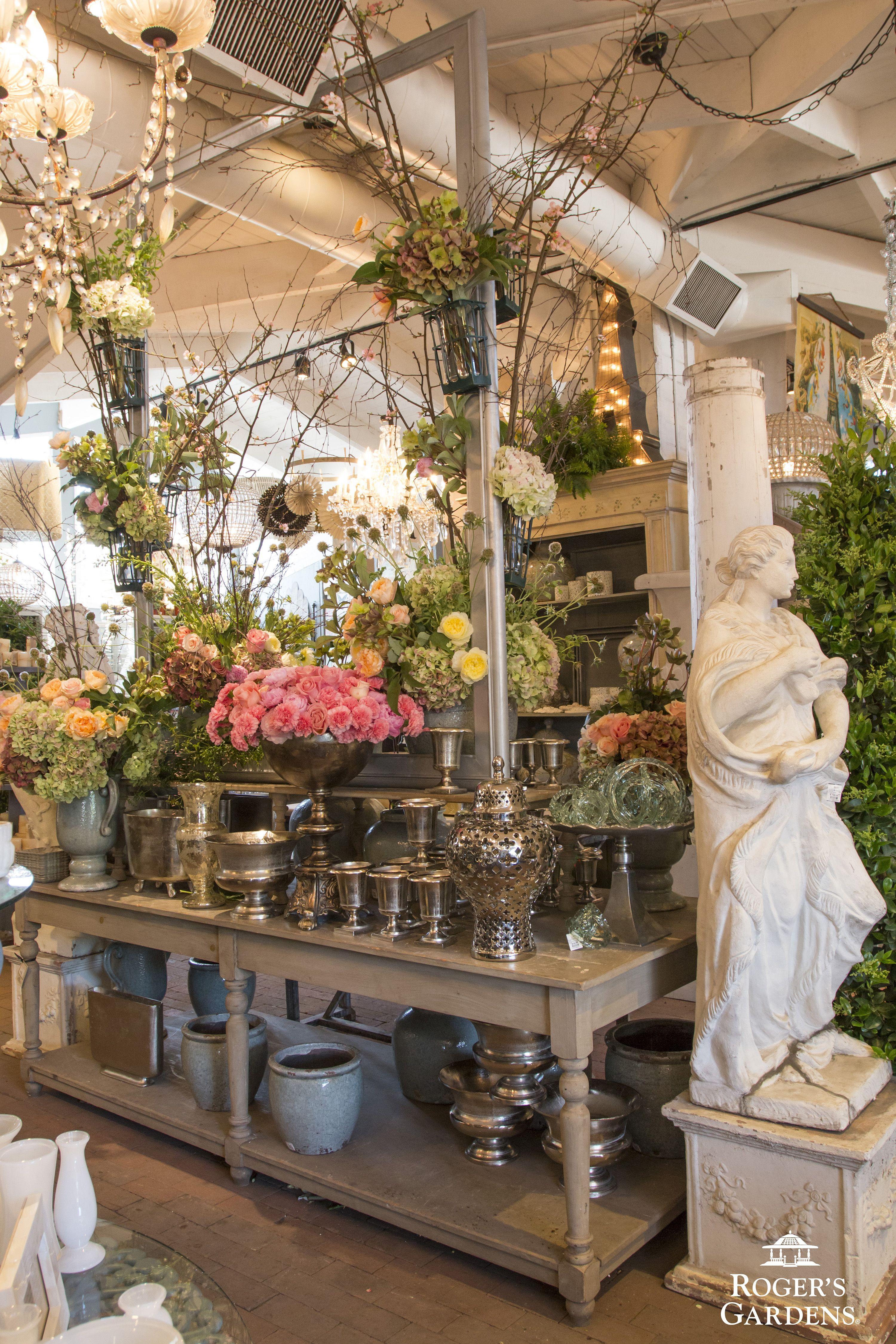 Spring In The Gallery Rogersgardens Springopening2015 Flower