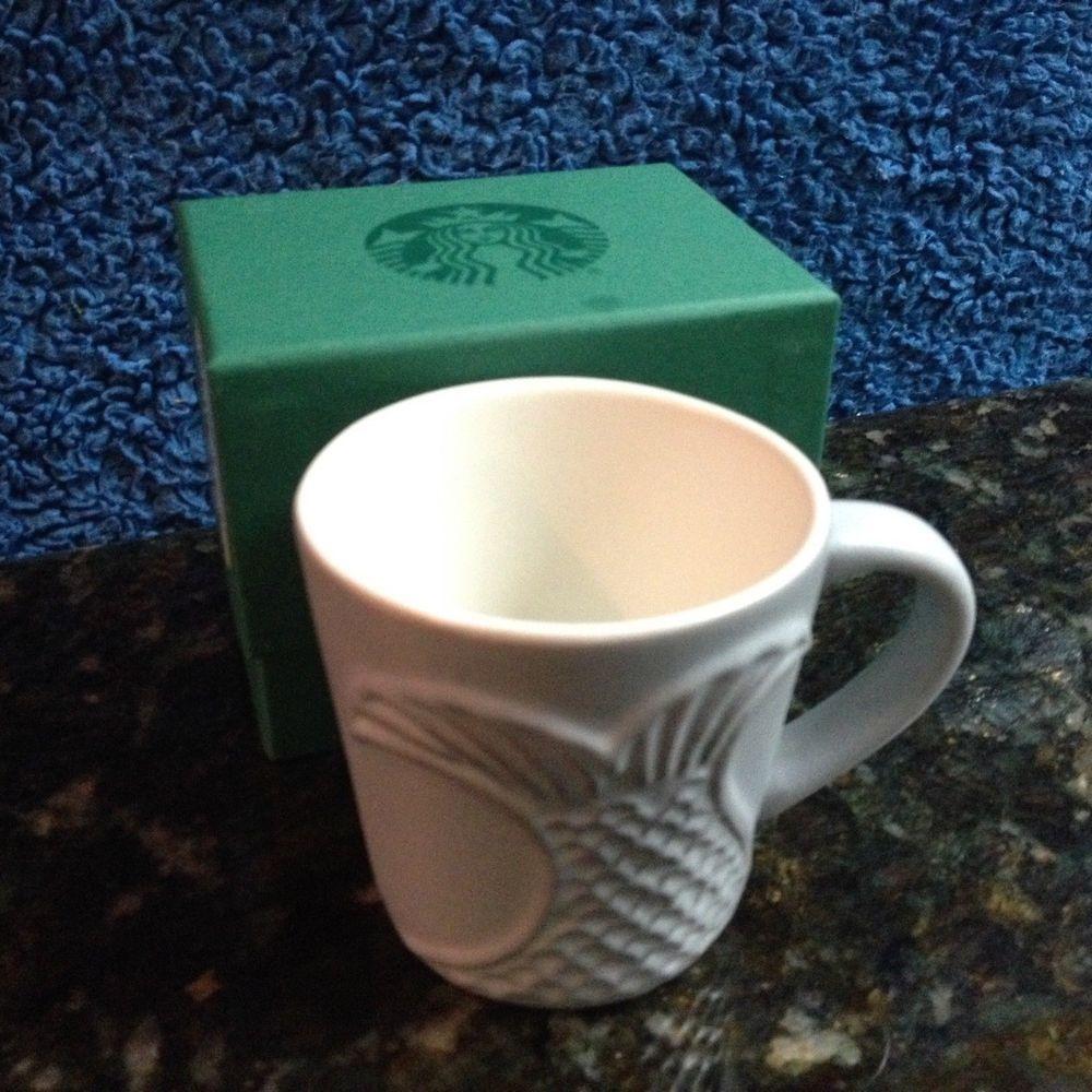 Starbucks Anniversary Siren Tail Mug 3 OZ Cup Gray