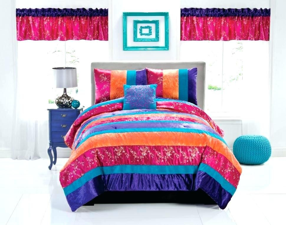 Twin Bedding For Teenage Girls Design Ideas images