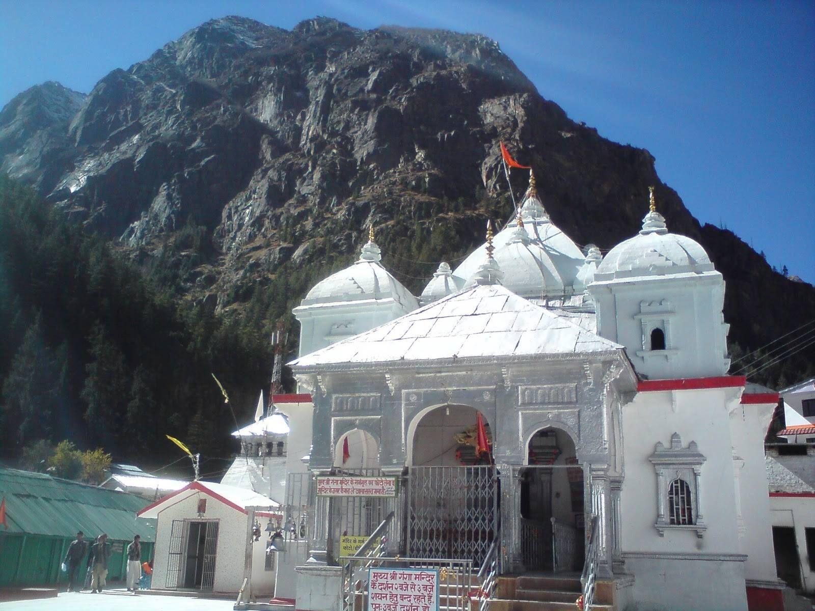 gangotri temple dayara bugyal trek