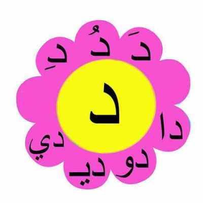 Pin صور حرف الدال صوره حرف د صور حرف الدال On Pinterest Arabic Alphabet Letters Learn Arabic Alphabet Arabic Alphabet