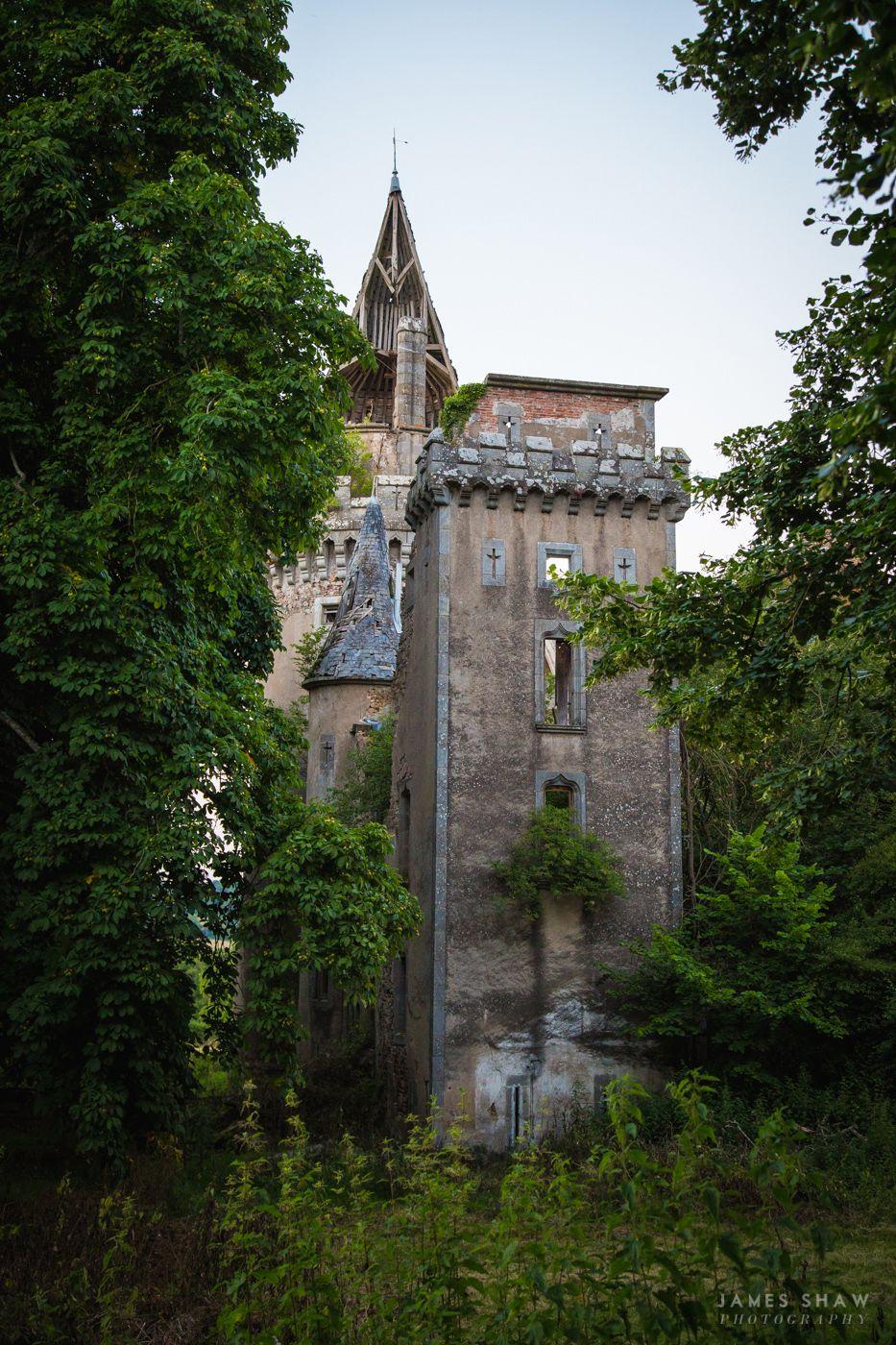 Ruines du Château Bagnac