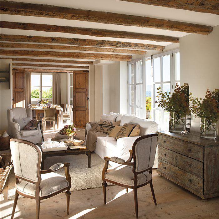 Bienvenidos al norte 5 casas con car cter casas el - Casas de campo el mueble ...