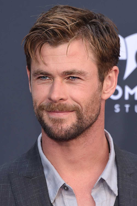Thor New Haircut : haircut, Haircuts