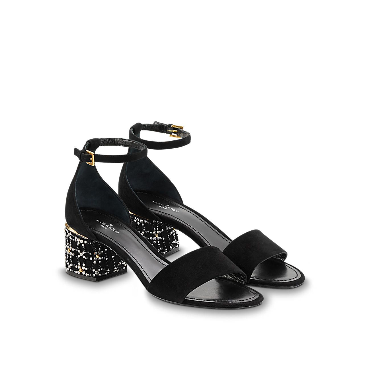 e8027471556c Vanity Sandal in Women s Shoes collections by Louis Vuitton