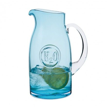 H2O 2 Litre Serving Jug - H2O - Drinkware Glass Collections - Collections | Dartington Crystal