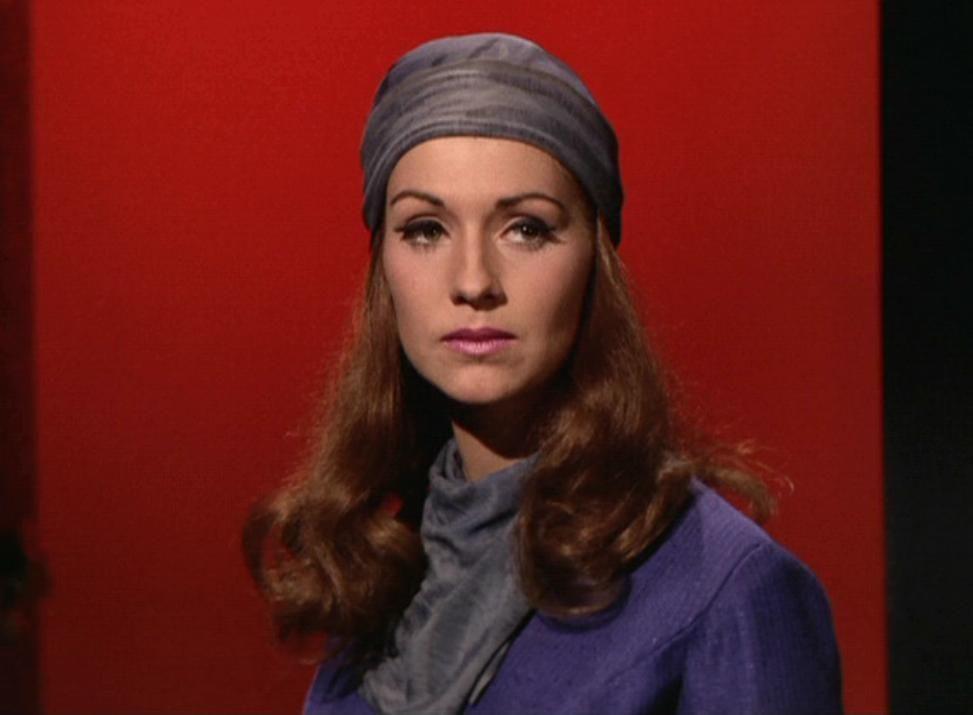 Droxine (Diana Ewing) - Star Trek: The Original Series S03E21: