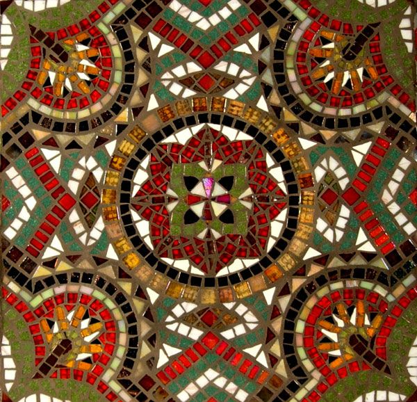 Decorative Tile Borders Mosaic Tile  Art Deco Style  Wall Patterns Mosaic Glass And Mosaics
