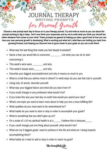 Protected: Beanstalk VIP Login | Therapy journal, Journal ...