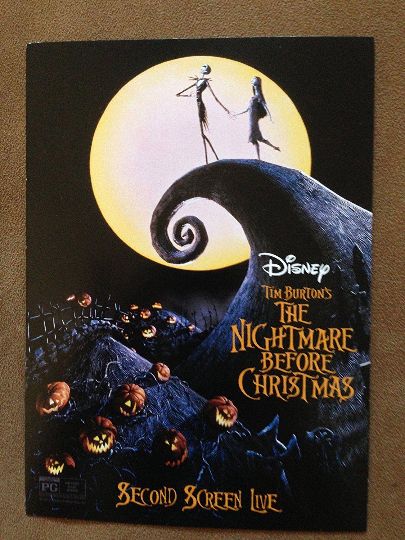 NIGHTMARE BEFORE CHRISTMAS Movie Poster 5\