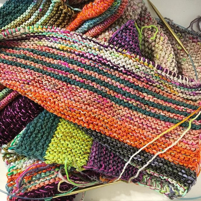 Ravelry: Project Gallery for Penguono pattern by Stephen West