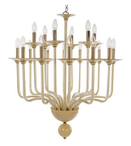 Trans Globe Lighting Versailles 18 Light Chandelier In Gold Atlanta Gl