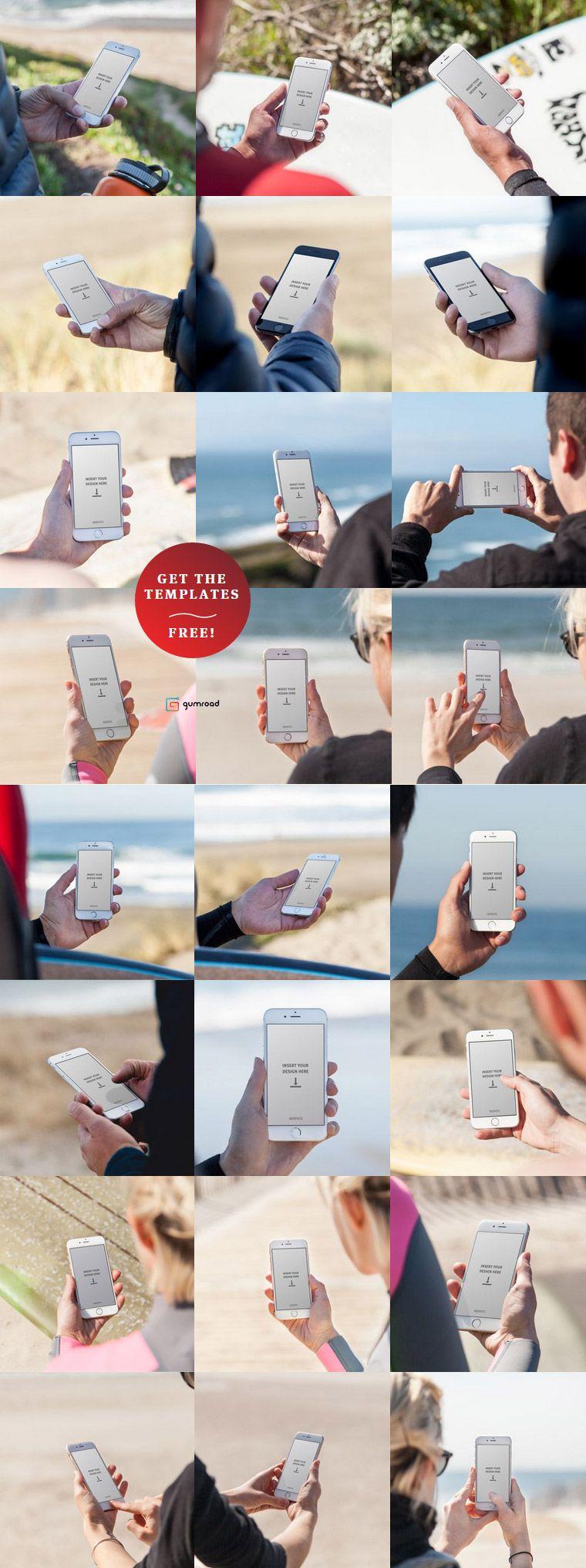 Iphone mockup tools