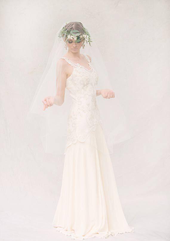 Grecian Wedding Veils
