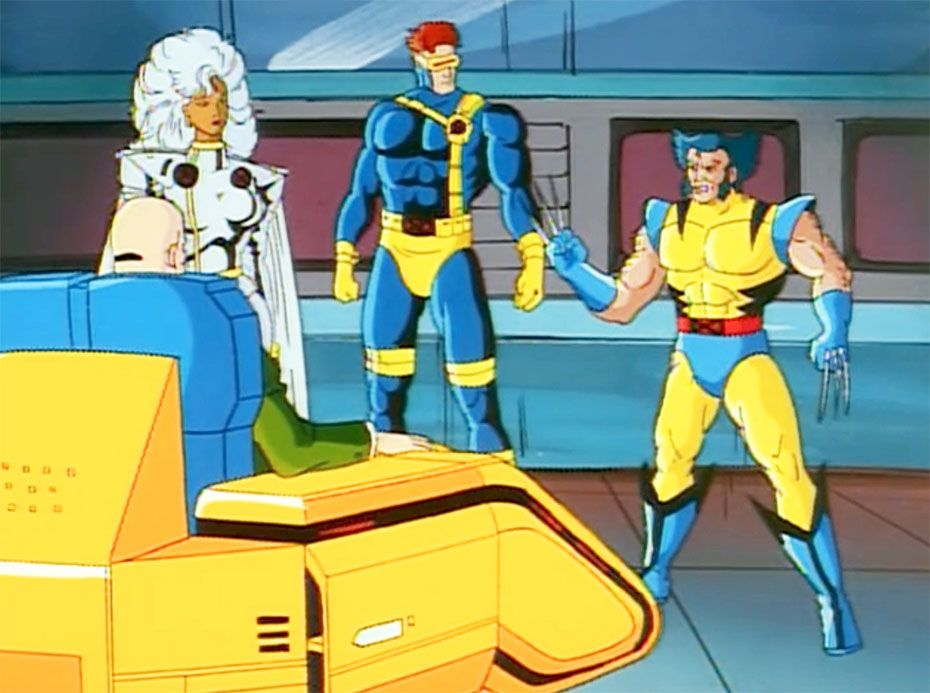 This X Men Cartoon Is Better Than The Movies Here S Where To Watch X Men Marvel Cartoons Cartoon Man