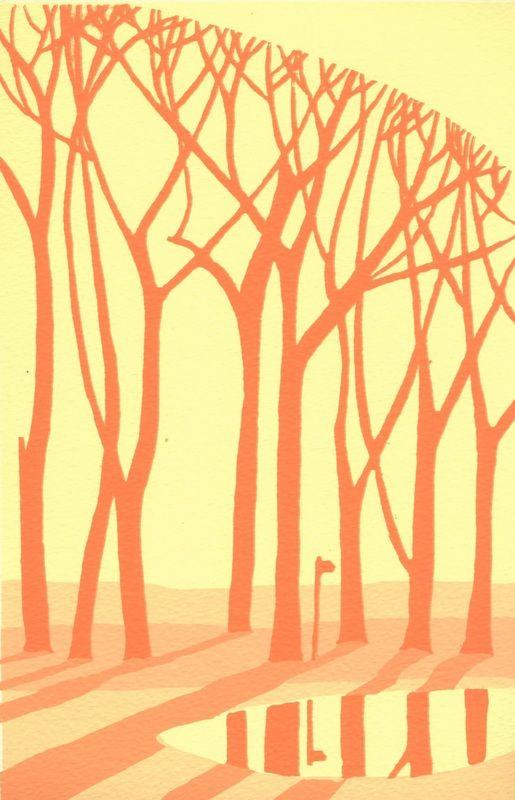Screenprints on artist Ian Scott Massie's website