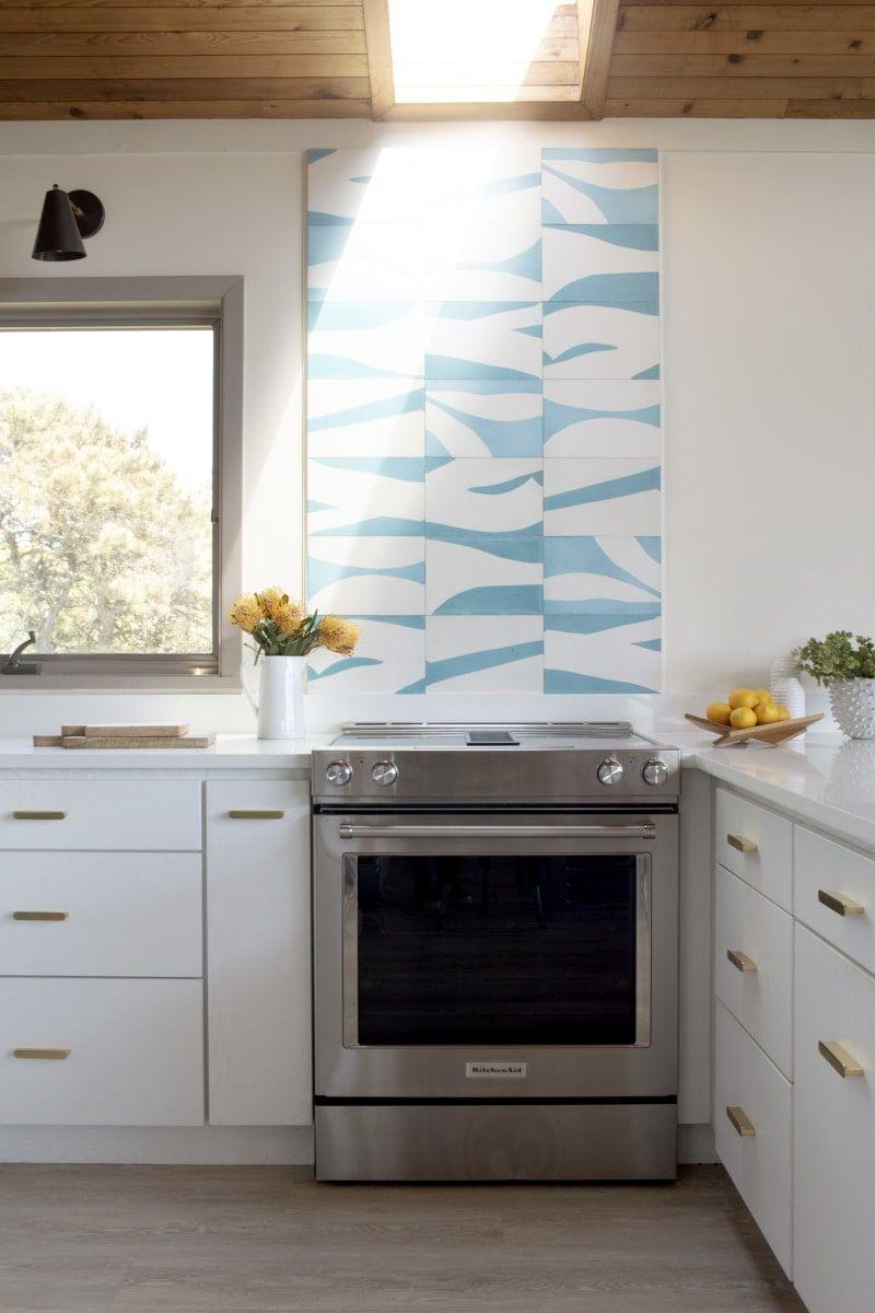- The Best New Tile Trends For 2019 Kitchen Backsplash Trends
