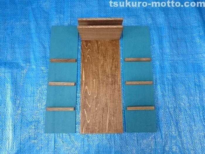 Photo of 100均木材を活用したロッカー風小物収納の作り方をご紹介! @DIY女子 – DIYレシピ情報サイト |  tsukuroもっと DIY Design Studio – 2ページ