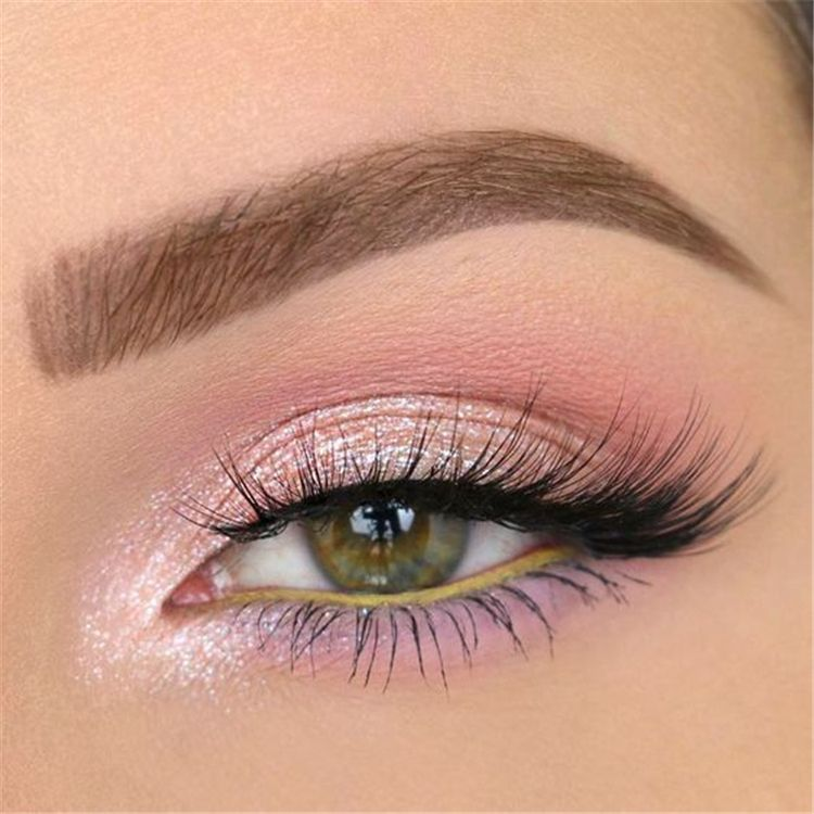 Perfect Natural Eye Makeup Ideas For Spring Natural Makeup