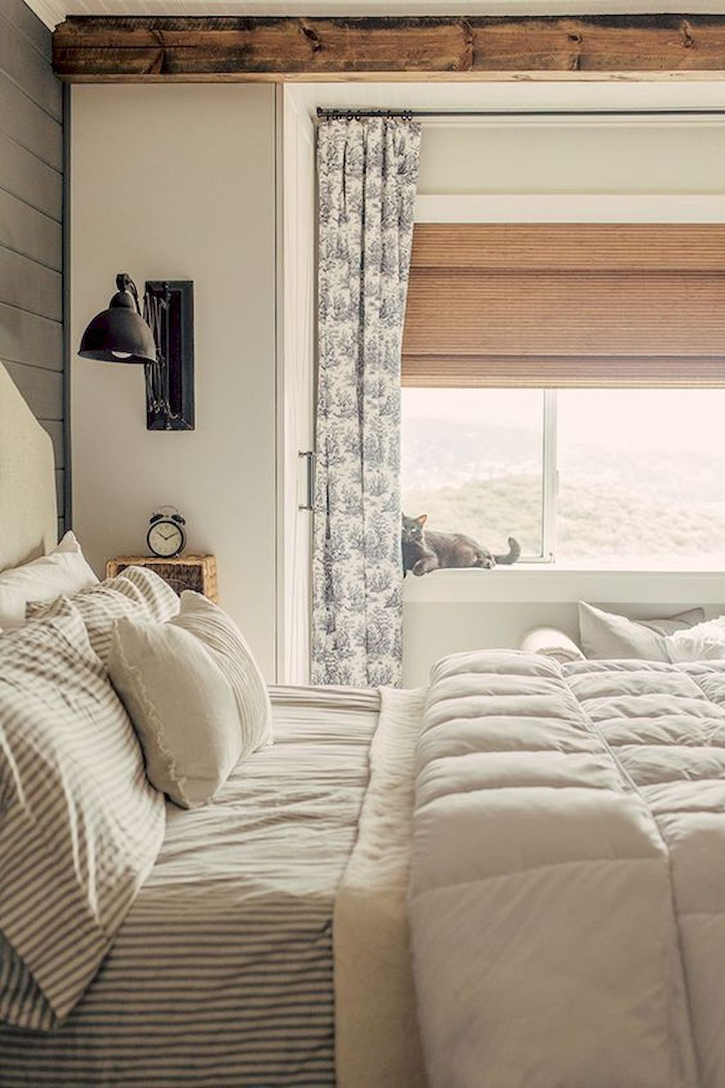 65 inspiring modern farmhouse bedroom decor ideas with