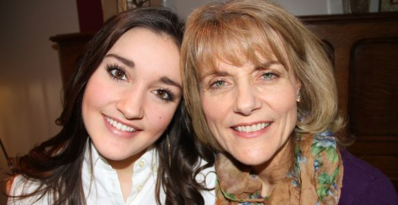 Mother and Daughter Serve Missions at the Same Time - Church News and Events-Love these two ladies!