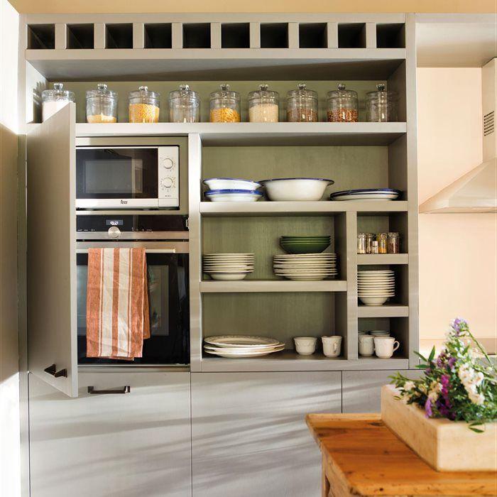 Ideas para reformar una cocina free trucos para reformar for Reformar casa antigua con poco dinero