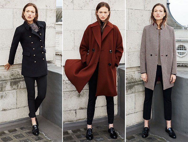 Trendy women coats for spring-summer 2016 season | SPRING COATS ...