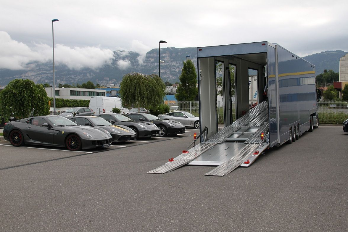 Car Carrier Network provides you the luxury car shipping