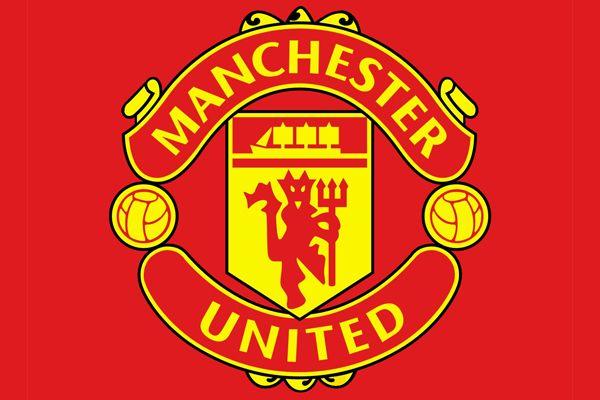 Manchester United Crest Old Trafford Sepak Bola Manchester United