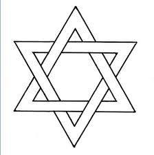 Resultado De Imagen Para Como Hacer Una Estrella De 6 Puntas Geometric Tattoo Triangle Tattoo Tattoos