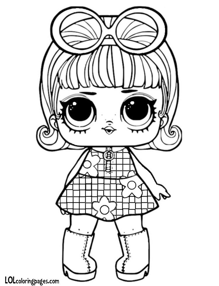go-go-gurl.jpg 750×980 pixels | Cool coloring pages