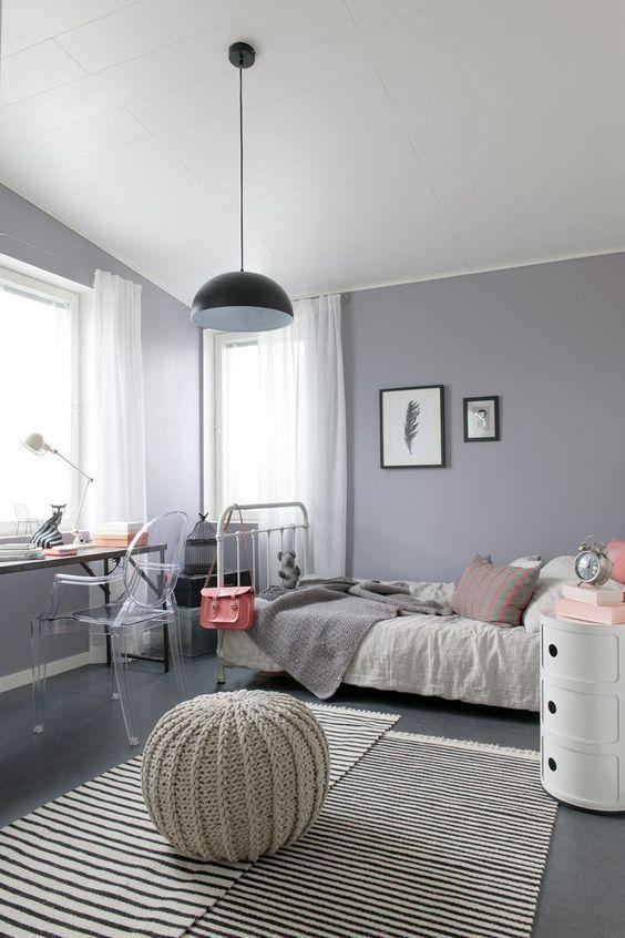 30 современных детских для девочек подростков Interior Bedroom