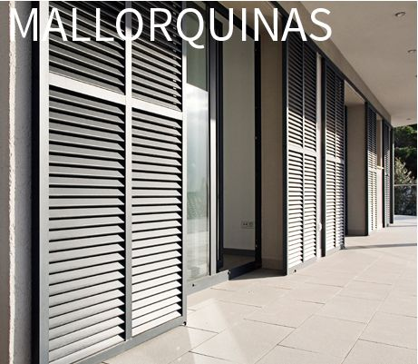 mallorquinas persianas persax ventanales comedor pinterest volet porte fenetre et maison. Black Bedroom Furniture Sets. Home Design Ideas