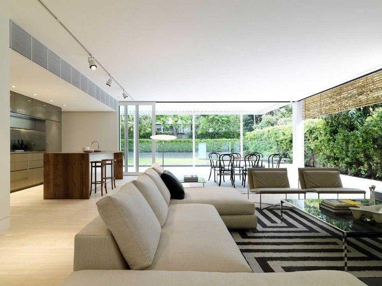Salones de lujo - veinticinco ideas para decorar con estilo Salons - salones de lujo