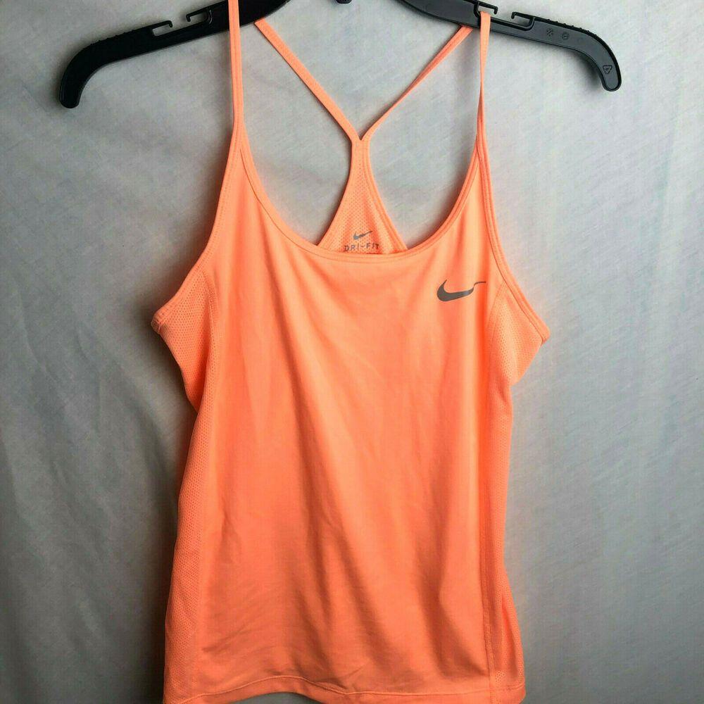 Nike Dri-Fit Dry Miler Running Tank Top