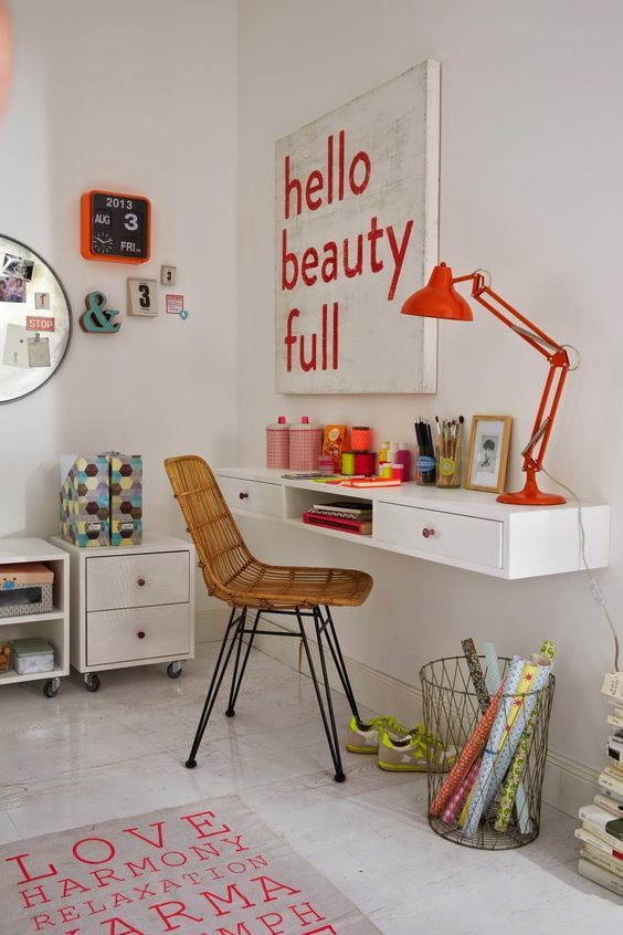 Jarrah Jungle: Craft Room Love + Inspiration